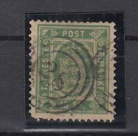 AZ5584/ DENMARK – OFFICIAL - MI # D3A USED - CV 300 $