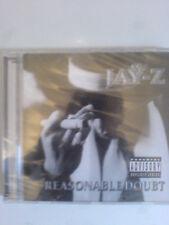 Jay-Z Reasonable Doubt Erstpressung Rar OOP CD Neu OVP Original Verschweisst