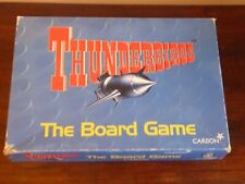 Thunderbirds The Board Game In Great Condition Retro Vintage