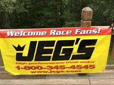 Collectible Jeg's High Preformance Automotive  Products Banner