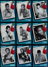 1990 Brown's Boxing 72 Card Complete Set Series 7