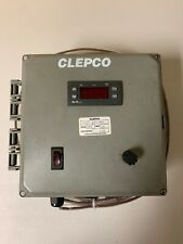 NEW CLEPCO C167-P4T-HOC HEATER CONTROLLER NEW SHOP INVENTORY FREE SHIPPING