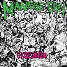 Manege Frei - Schweine [LP][hellblau marmoriert][MBU]