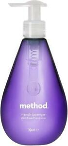 Method Plant-based Hand Wash, French Lavender, 354ml