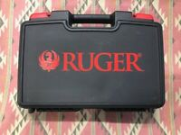 Ruger 57 Factory Hard Case Box