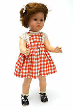 Vintage German SONNEBERG SP Doll Toy SLEEP EYES Rare 1930's