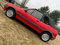 1990 PEUGEOT 205 CTI ++ 99p start no reserve 10 day auction ++