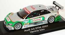 1:43 Audi A4 DTM 2007 Castrol Nr.21 Vanina Icks Dealer-Edition OEM Minichamps