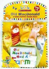 (OLD MACDONALD [WITH HAND-PUPPET]) BY SCHOLASTIC, INC.(AUTHOR)Hardcover Jul-2007