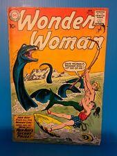 Wonder Woman #119 DC COMICS Mer boy secret prize FAIR CONDITION UK SELLER