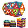 50pcs tous les blocs magnétiques enfants jouets éducatifs éclairent des puzzles