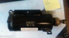 STARTER MOTOR  CV6, Johnson/Evinrude 8 Tooth O/B 150-235 Hp 395207 SS- 0778992