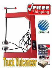 OTR Tire Vulcanizer Tire Repair for Truck and Off Road Tires Tire Iron