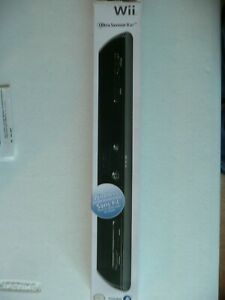 Nintendo Wii Wireless Ultra Sensor Bar - New Open Box - PowerA