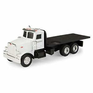 NEW John Deere Peterbilt Flatbed Truck, Collect n Play, 1/64, Ages 3+ (LP68220)