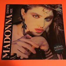 MADONNA DANCE MIX ARGENTINA PROMO 12' VERY RARE INTO THE GROOVE