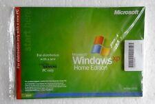 Microsoft Windows XP Home Edition sp2 * para Fujitsu Siemens PC * Artículo nuevo