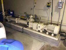 Netzsch Nemo Progressive Cavity Pump Model Nm 090 1l