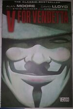 V for Vendetta by Alan Moore Paperback Book (English)