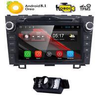 Android 8.1 Stereo Car GPS Radio HeadUnit for Honda CRV 2007 2008 2009 2010 2011