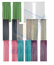 Polycotton Modern IKEA Curtains & Pelmets