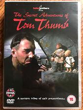 The Secret Adventures of Tom Thumb DVD 1993 Bolex Brothers British Cult Film
