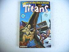 BD marvel TITANS n° 69 - 1984
