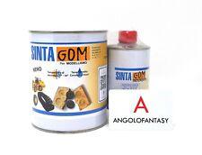 Sintagom Nero Prochima Elastomero poliuretanico da colata 1 kg modellismo gomme