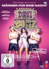 DESI BOYZ / DREI MÄNNER FÜR EINE NACHT - Bollywood Film DVD