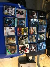 20 Blu-Ray Movies, Assorted Genres Liam Neeson Taken 1&2, Unknown And The Grey