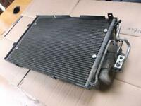 2005 VAUXHALL CORSA C DESIGN - AIR CONDITIONING RADIATOR