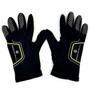 Ronhill Wind Block Gloves Mens Large Black