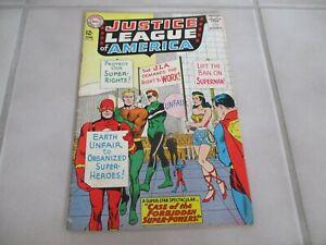 Justice League of America #28 Ungraded DC Comic Book 1964