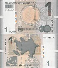 "Azerbaijan 2009 - 1 manat - ""Azerbaycan Merkezi Banki"" Pick 31 UNC"