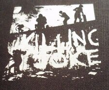 Killing Joke Patch Post Punk Goth Industrial Godflesh Ministry Bauhaus Damned