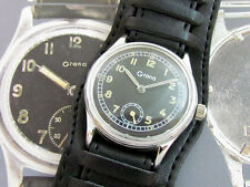 Grana D2561310H Wehrmacht German Army WWII Vintage 1939-1945 Swiss Men's Watch