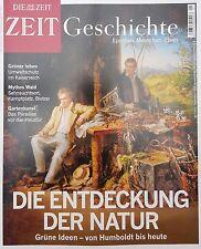 Die Zeit Geschichte 1/2016 Die Entdeckung der Natur  ungelesen absolut TOP 1A