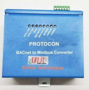 Sunlux Technologies BACnet to ModBus Converter SLXPC-P3-BN-MB-22-DL
