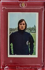1971/72 Vanderhout-  Rare Cruyff Rookie Sticker - N° 02 - Ajax - Original back