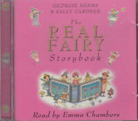 The Real Fairy Storybook CD Audio Book Georgie Adams Sally Gardner FASTPOST