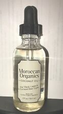 Moroccan Organics Coconut Oil for the Hair