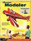 AMERICAN MODELER Magazine January 1957 Stitts Playboy: C/L Scale