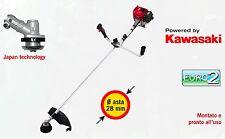 DECESPUGLIATORE a scoppio KAWASAKI TJ 45 E W 45,4 cc *MADE IN ITALY* + ACCESSORI