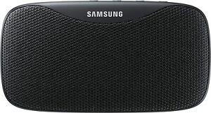 Samsung Level Box Slim Portable rechargeable light Bluetooth Speaker Black EO-SG