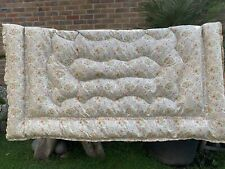 More details for vintage paisley feather filled quilt