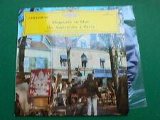 GERSHWIN - Rhapsody in blue - Un américain à Paris - Deutsche Grammophon