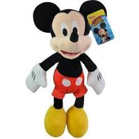 """New Disney Mickey Mouse Stuffed  Plush Toy Doll Licensed 10"""""""