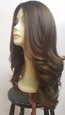 """Malky Wigs Sheitel European Multidirectional rooted 22"""" 10/6/8"""