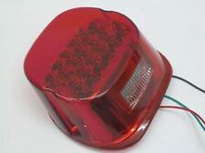 22 LED Red Tail Brake Stop Light for harley Dyan Softail Sportster XL FLH FX