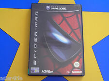 SPIDERMAN - GAMECUBE - Wii Compatible